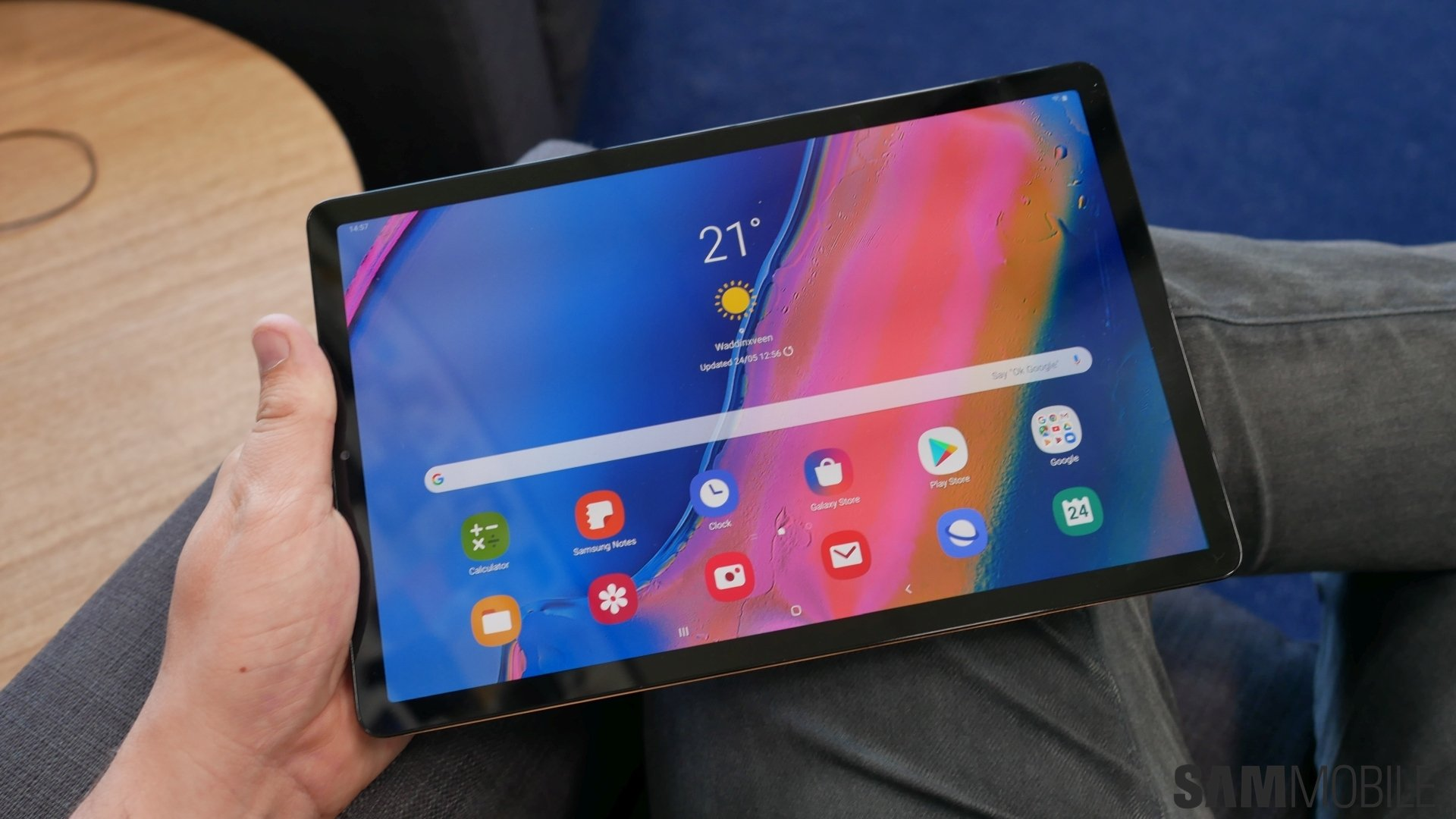 Galaxy Tab S5e review
