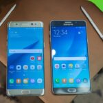 Samsung Galaxy Note 5 y Galaxy S6 edge+ official con pantallas de 5,7 pulgadas, 4 GB de RAM y Android 5.1