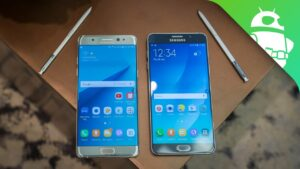 Samsung Galaxy Note 5 y Galaxy S6 edge+ official con pantallas de 5,7 pulgadas, 4 GB de RAM y Android 5.1 2021