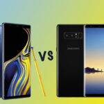 Samsung Galaxy Note 9 vs. Galaxy Note 8: Comparación de especificaciones